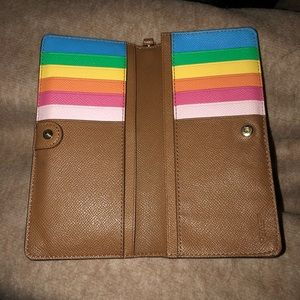 Coach Multicolored Wallet